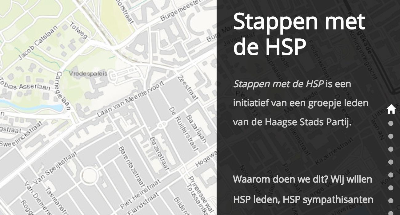 wandelen met HSP