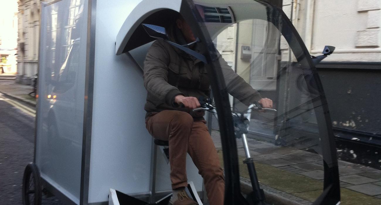 Cargo Trike London