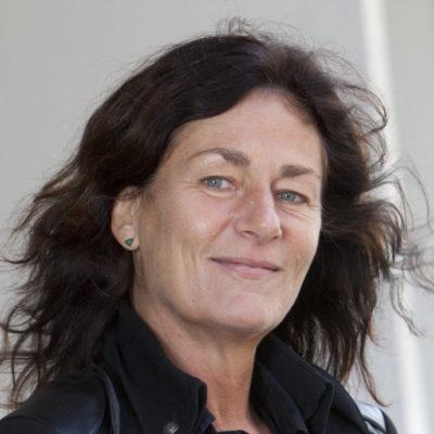DEN HAAG - Portret van Elly Burgering. FOTO EN COPYRIGHT HENRIETTE GUEST