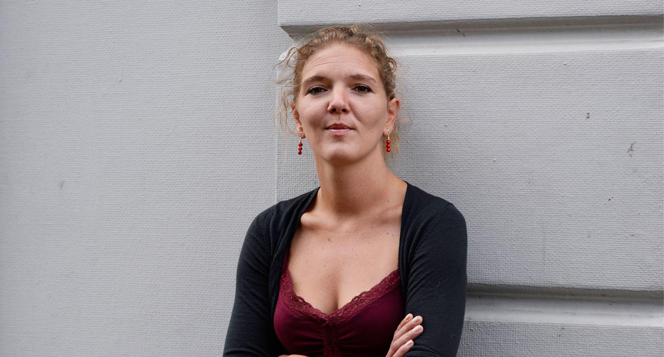 Sanne van der Gaag
