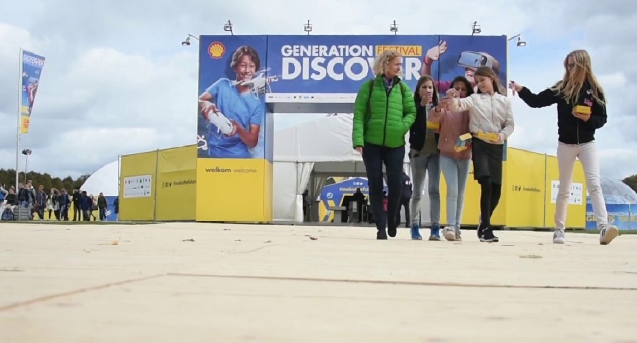 Shell Generation Discover Festival