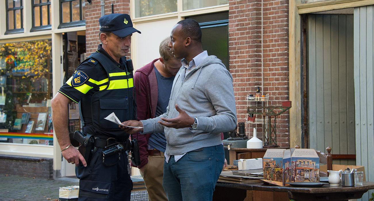 etnisch profileren politie