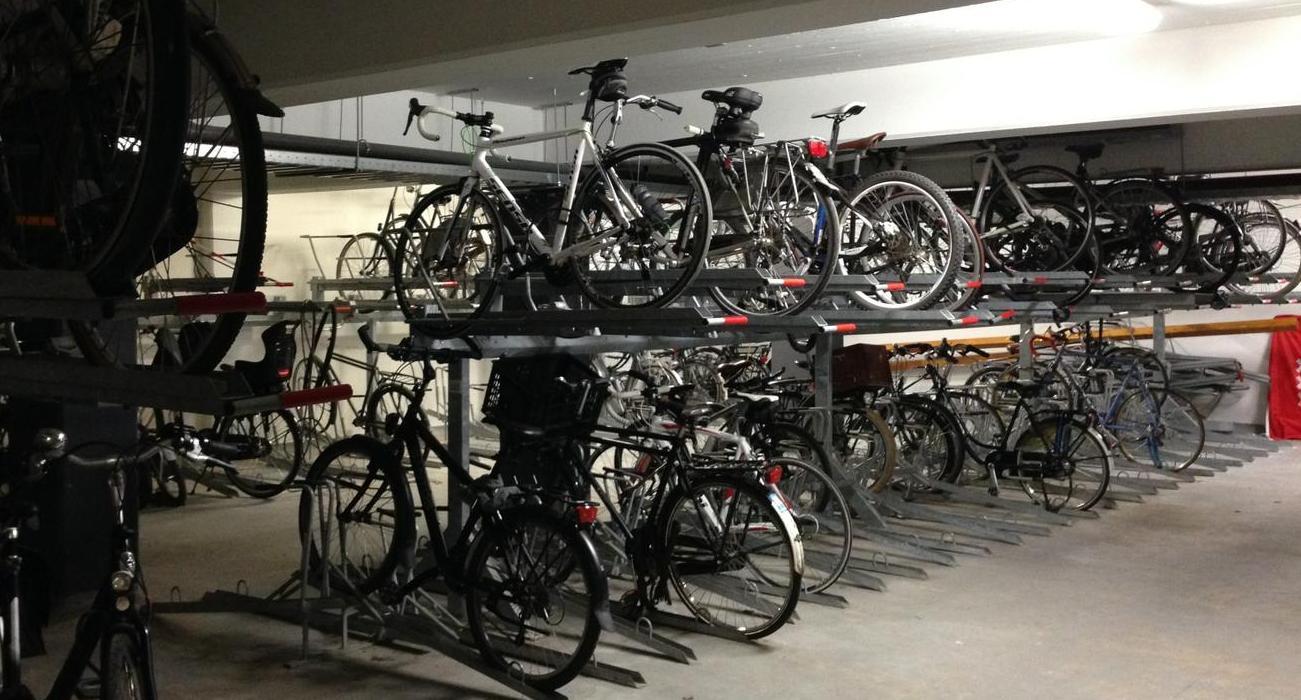fietsbuurtstalling