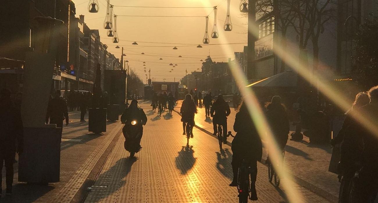 fietsen Grote Marktstraat